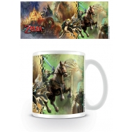 The Legend of Zelda Twilight Princess - Mug Characters