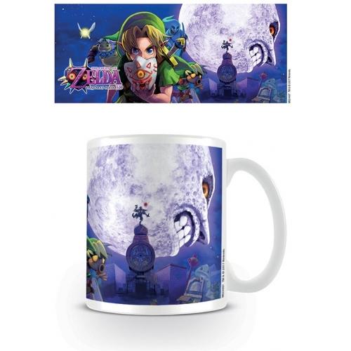 The Legend of Zelda Majoras Mask - Mug Moon
