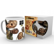 The Walking Dead - Mug Zombie Circle