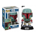 Star Wars - Figurine POP! Bobble Head Boba Fett 10 cm