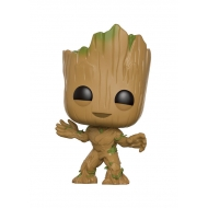 Les Gardiens de la Galaxie Vol. 2 - Figurine POP! Young Groot 9 cm