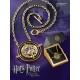 Harry Potter - Retourneur de temps (argent plaqué or)