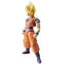 Dragon Ball Z - Figurine Plastic Model Kit Figure-rise Standard Super Saiyan Son Goku 18 cm
