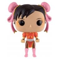 Street Fighter - Figurine POP! Chun-Li (Red Outfit) 9 cm