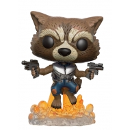 Les Gardiens de la Galaxie Vol. 2 - Figurine POP! Rocket Raccoon 9 cm
