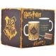 Harry Potter - Mug décor thermique Marauder's Map