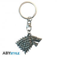 Game Of Thrones - Porte-clés 3D Stark