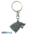 Game Of Thrones - Porte-clés 3D Stark
