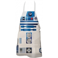Star Wars - Tablier R2-D2 x1