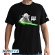 Star Wars - T-shirt Yoda homme black
