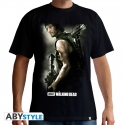 The Walking Dead - T-shirt Daryl Arbalette homme- New