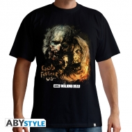 The Walking Dead - T-shirt homme God Forgive Us