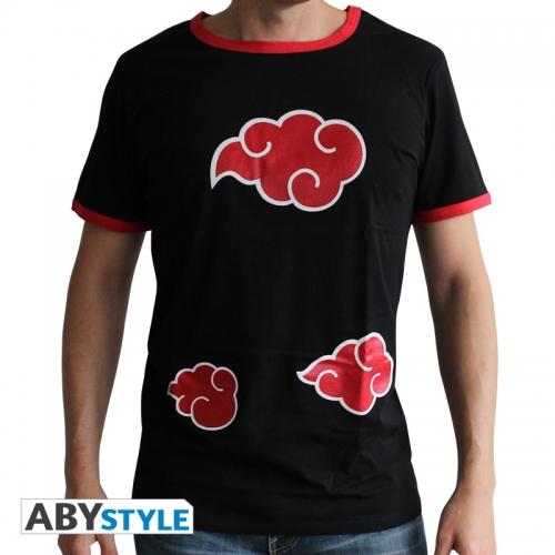 Naruto Shippuden - T-shirt homme Akatsuki