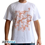 Naruto Shippuden - T-shirt homme Multiclonage