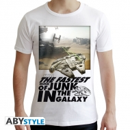 Star Wars - T-shirt homme Falcon Graphic