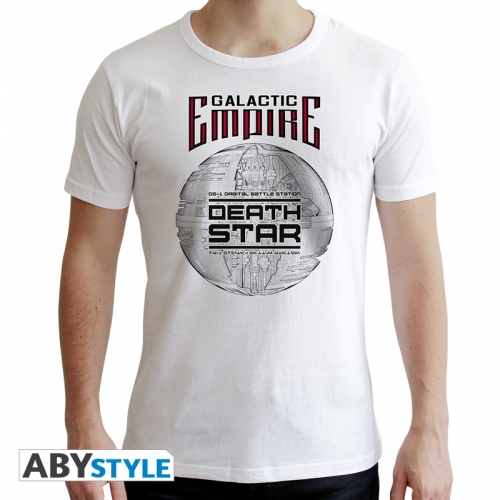 Star Wars - T-shirt homme Death Star