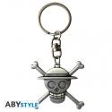 One Piece - Porte-clés 3D Skull Luffy