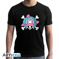 One Piece - T-shirt homme Skull Chopper