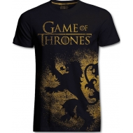 Game of Thrones - T-Shirt Lannister Jumbo Print