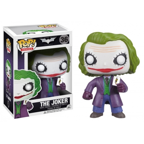 Batman - Figurine POP! The Joker 9 cm