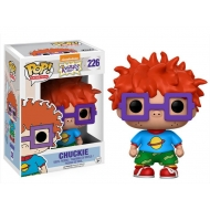 Les Razmoket - Figurine POP! Chuckie 9 cm