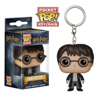 Harry Potter - Porte-clés Pocket POP! Harry Potter 4 cm