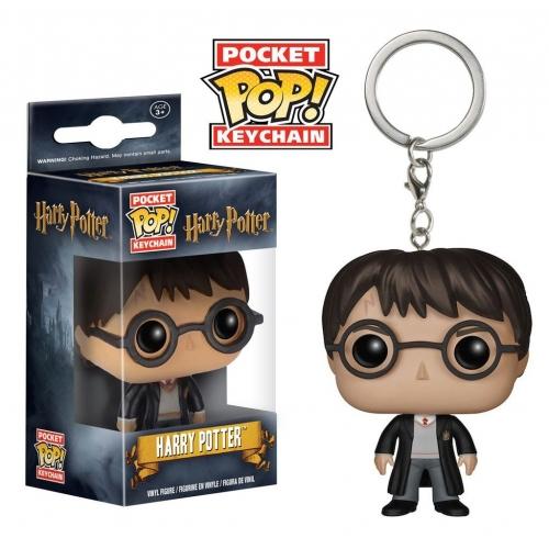 Harry Potter - Porte-clés Pocket POP! Harry Potter 4 cm