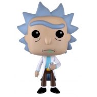 Rick et Morty - Figurine POP! Rick 9 cm