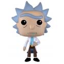 Rick et Morty - Figurine POP! Rick 9 cm