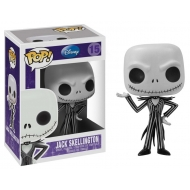 L'étrange Noël de Mr. Jack - Figurine POP! Jack Skellington 10 cm