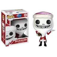 L'étrange Noël de Mr. Jack - Figurine POP! Santa Jack Skellington 10 cm