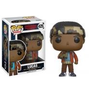 Stranger Things - Figurine POP! Lucas 9 cm