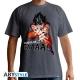 Dragon Ball - T-shirt Kamehameha dark grey