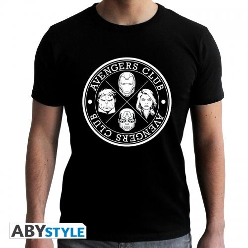 Marvel - Tshirt AVENGERS CLUB