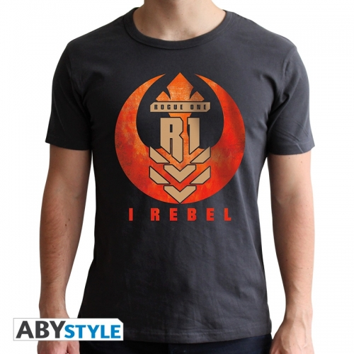 Star Wars - T-shirt I REBEL