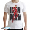 Marvel - Tshirt Iron Man Classic