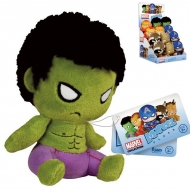 Marvel - Peluches Mopeez Hulk 12cm