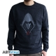Assassin's Creed - Sweat vintage homme used navy
