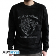 Game Of Thrones - Sweat Stark homme black