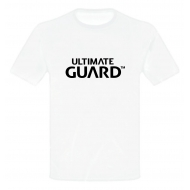 Ultimate Guard - T-Shirt Wordmark Blanc