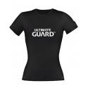 Ultimate Guard - T-Shirt femme Wordmark Noir