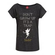 Disney - T-Shirt femme Don't Grow Up