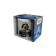 Star Wars - Mug en céramique de Darth Vader police record