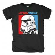 Star Wars - T-Shirt Two Tone Trooper