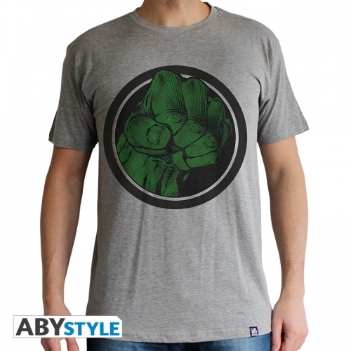 Marvel - Tshirt homme Hulk Smash