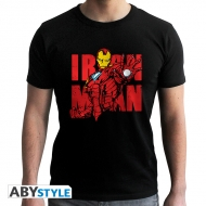 Marvel - Tshirt Iron Man Graphic homme