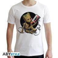 Les Gardiens de la Galaxie - Tshirt homme Baby Groot