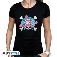 One Piece - Tshirt femme Skull Chopper