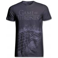 Game of thrones - T-Shirt Stark Jumbo Print