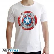 Marvel - Tshirt homme Captain America Classic